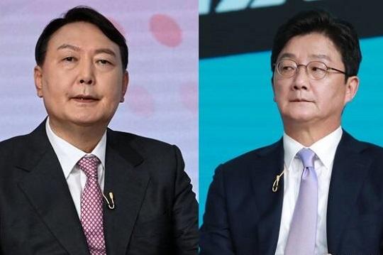 윤석열 vs 유승민…'공약 표절' 공방 가열