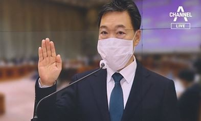 """野 """"김오수, 수사 지휘 부적절""""…與, '尹 의혹' 거론하며 맞서"""