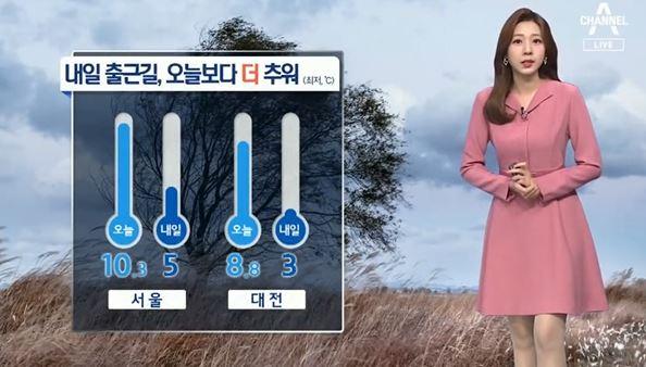 [날씨]내일 출근길 더 추워요…2차 한기 남하