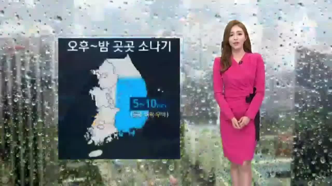 [날씨]성큼 다가온 초여름…전국 기온 올라