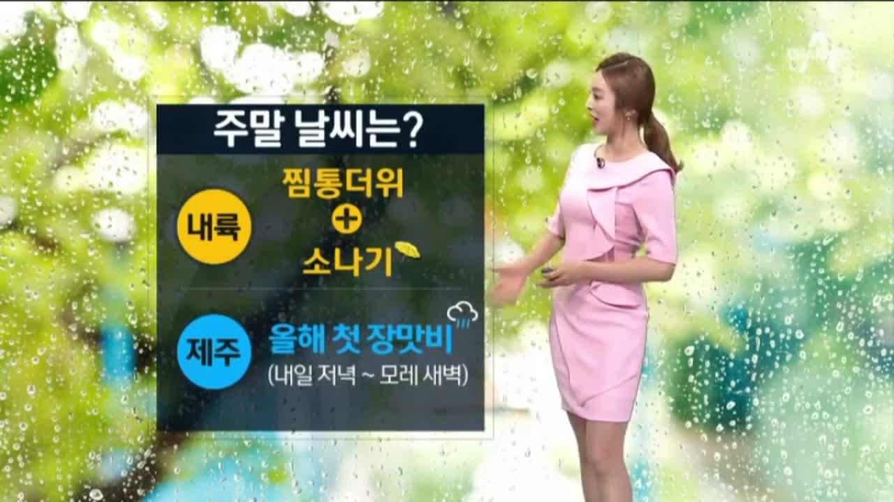 [날씨]내일 서울 최고 31도…오존 농도 계속