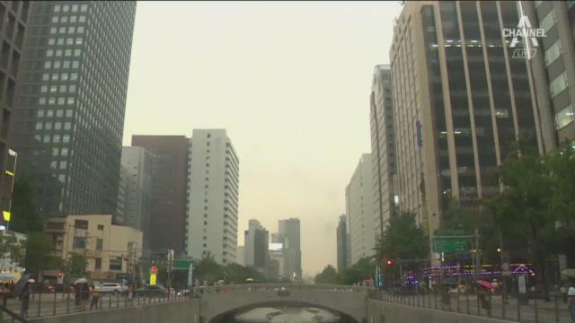 연휴 마지막 날 서울 등 중부지방 '가끔 비'
