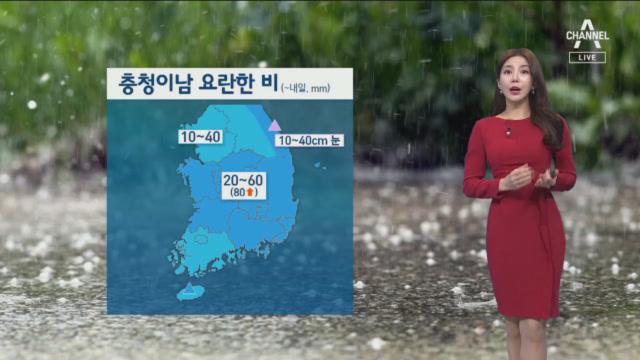 [날씨]내일까지 전국 '비'…강원산지 최고 40cm '눈'