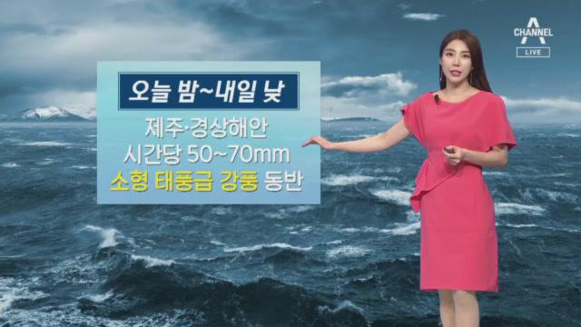 [날씨]장맛비 내일 전국으로 확대…경남해안·제주 200mm