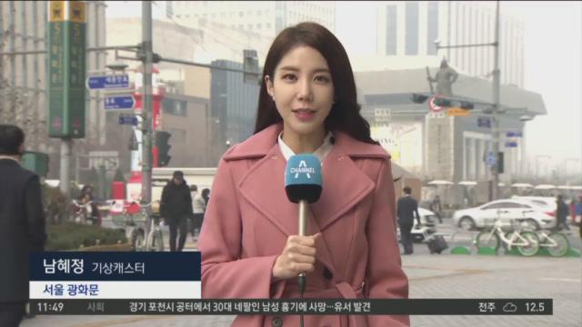 [날씨]수도권 미세먼지 '매우 나쁨'…수요일까지 이어진다