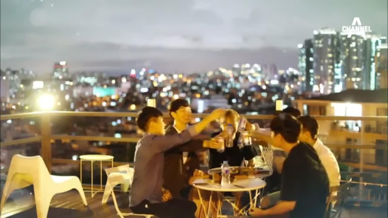 세계적인 트렌드 '루프탑'! 한국의 루프탑 '해방촌'에 오르다! 이미지