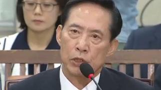 """""""송영무 부적격""""…野 3당 송곳 검증 이미지"""