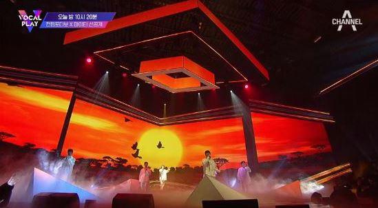'라이온 킹' OST의 재탄생!