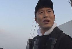 김병현, 수면 낚시 달인?