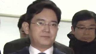 이재용 구속…朴 대통령 수사 급물살
