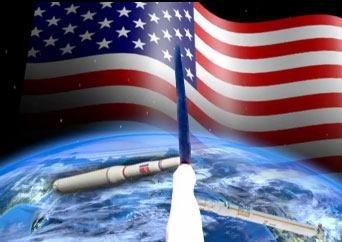美, 첫 ICBM 요격 시험 성공…2500억 작전