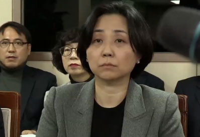 """[채널A단독]""""성추행 없었다"""" 박현정 무혐의"""