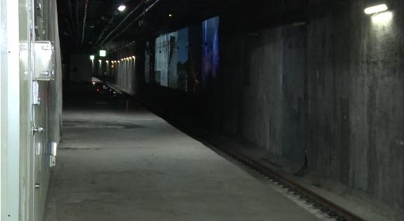 유령역도 벙커도…'비밀 공간' 40년 만에 공개