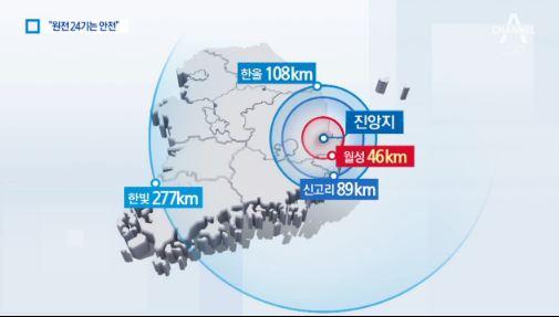 """""""원전 24기 모두 이상 없다""""… 정상 운영 중"""