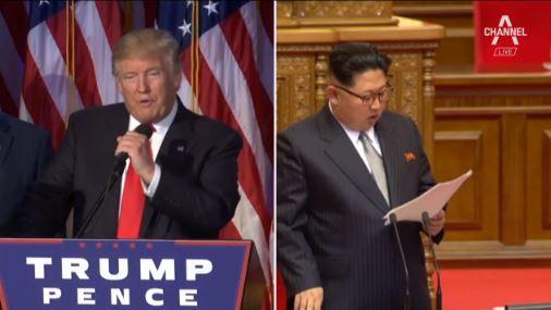 """김정은, 미국 협박도 계속…""""내 책상에 핵단추"""""""