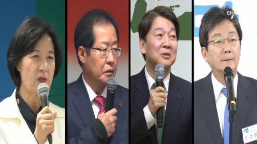 사자성어 속 선거 전략…홍준표 '승풍파랑'