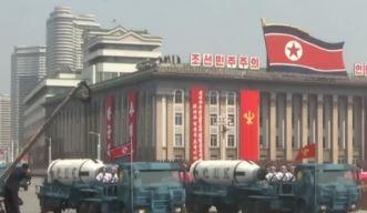 北, 평창올림픽 전날 대규모 열병식 준비 정황