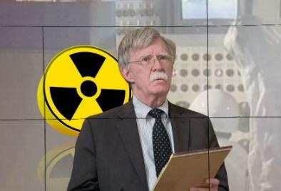 """볼턴 """"북핵 폐기해 美서 보관""""…리비아식 해법?"""