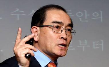 """태영호 """"김정은, 개성공단식 경제 건설 꿈꾼다"""""""