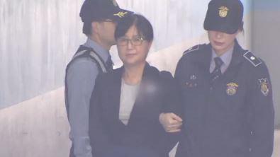 대법, '이대 학사비리' 최순실 징역 3년 확정
