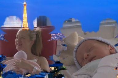 아기 울음 줄어드는 프랑스…출산강국도 '흔들'