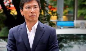 '성폭행 혐의' 안희정 첫 재판 출석…김지은 방청