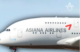아시아나 기체결함에 회항…300여 명 지연 출발