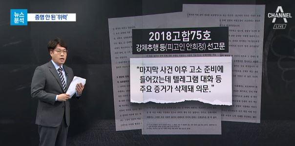 [뉴스분석]유․무죄 가른 쟁점…'위력' 인정 안된 이유