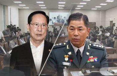 """민병삼 대령 '하극상' 징계…""""해당사항 없다"""" 결론"""