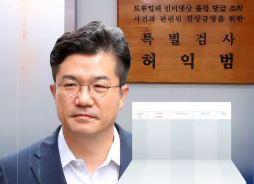 """""""송인배, 골프장서 2억 받았다""""…특검 수사 할까?"""