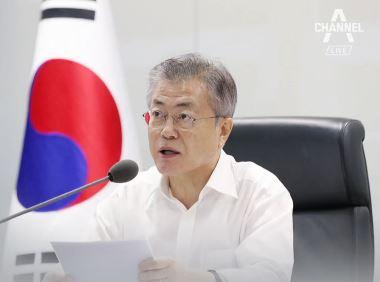 북한도 '태풍 경보'…2차 이산가족 상봉은 예정대로