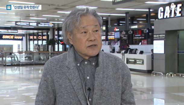 """이장호 감독 """"신성일 유작 '소확행' 반드시 제작"""""""