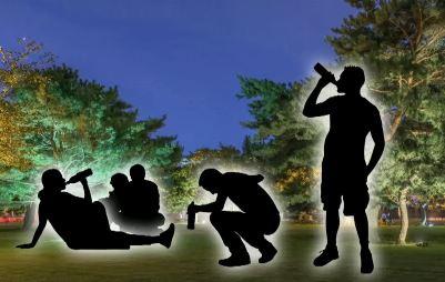 '금주구역' 지정 추진…공원서 술 못 마시나?