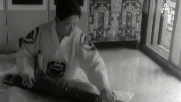 서른 살 황병기의 가야금산조…60년대 영상 공개
