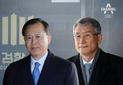 박병대·고영한 구속영장 청구…전직 대법관 '헌정사 초유....