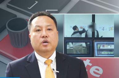 폭언 파일 추가 폭로…송명빈, 폭행 주장 직원 맞고소