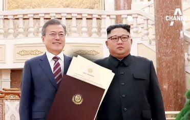 """""""北 친서…대화의 다리 유지""""…트럼프 화답 가능성"""