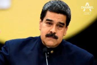 美, 베네수엘라 마두로 돈줄 막아…긴장감 고조