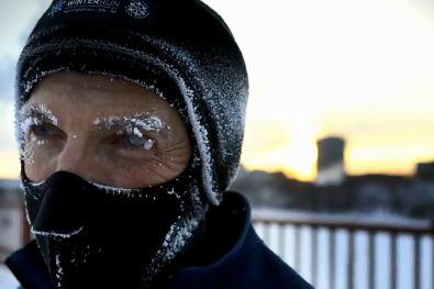 남극보다 추운 미국 미네소타…영하 48도에 '꽁꽁'