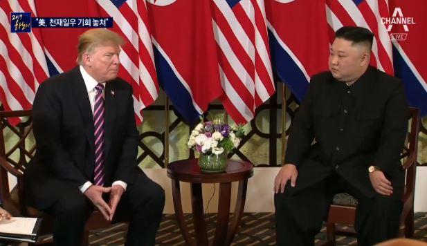 """""""김정은, 북미 거래 의욕 잃은 느낌""""…은근한 압박"""