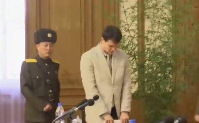 """""""김정은, 웜비어 사건 몰라""""…궁지 몰린 트럼프"""