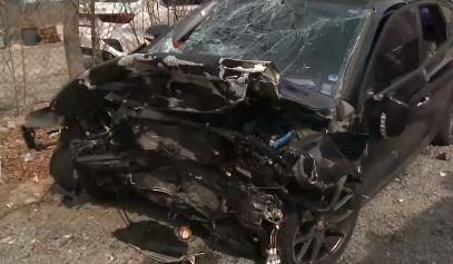 만취 고교생 몰던 차 중앙선 침범…2명 사망-5명 부상