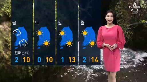 [날씨]'꽃샘추위'에 미세먼지 안녕…대기질 '깨끗'