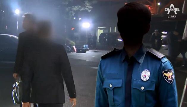 경찰'총'장은 경찰청 소속 윤모 총경…두 차례 소환