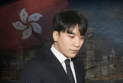 [단독]자본금 5만 원 '승리 회사'…홍콩서 세무조사 ....