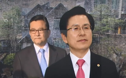 """'김학의 성접대 의혹' 황교안에 불똥…한국당 """"흠집내기...."""