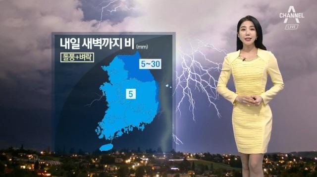 [날씨]전국 곳곳 눈·비…주말 미세먼지 없고 '쌀쌀'