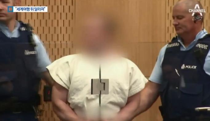 """""""세계여행 뒤 테러범으로 돌변""""…이민자 향해 총질"""