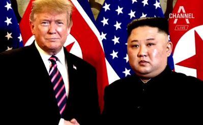 """트럼프 """"3차 정상회담 좋겠지만 핵무기는 없어져야"""""""