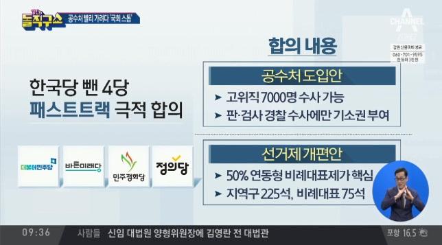 [2019.4.23] 김진의 돌직구쇼 206회